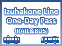 Izuhakone Line 1-Day Pass (RAIL&BUS)