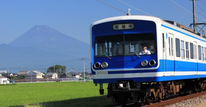 駿 豆 箱根 線 伊豆 鉄道